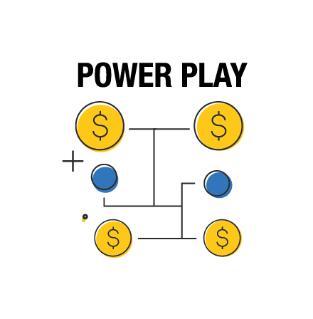 Power Play, el multiplicador especial de la lotería Powerball