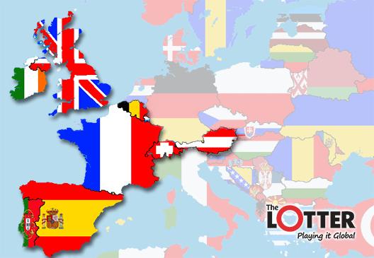 Ganadores anónimos. Seis países diferentes – €183 millones