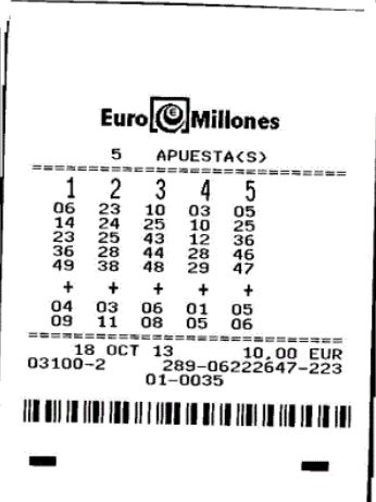 theLotter Perú EuroMillions Winners Hungarian VIP
