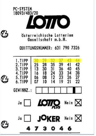 Lotto de Austria